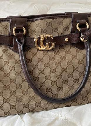 Винтажная сумка gucci оригинал