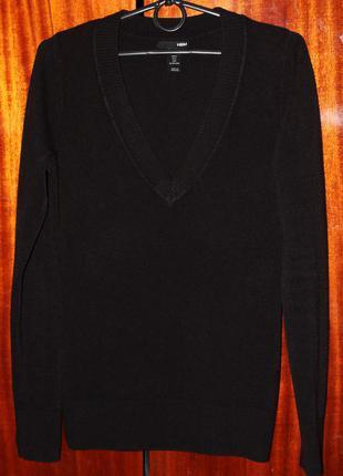 Классический тонкий свитерок