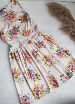 ✨неймовірна , ніжна сукня із квітами , платье ,плаття ✨