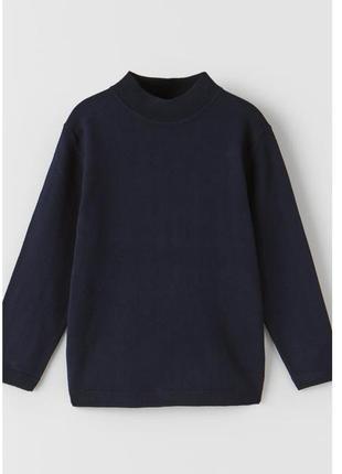 Джемпер, свитер , водолазка для мальчика zara испанич