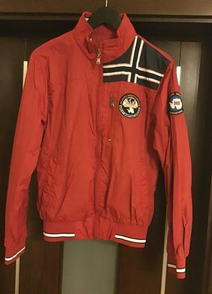 Куртка-ветровка napapijri