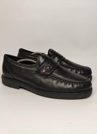 Claudio conti кожаные туфли лоферы