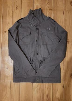 Джинсовая куртка, парка