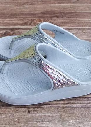 Crocs вьетнамки. размер 35.