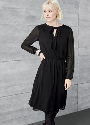 Новое воздушное женское платье esmara германия размер евро 36,38 (s,м)