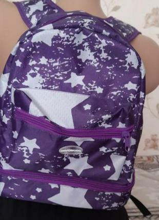 Рюкзачок с ортопедической спинкой
