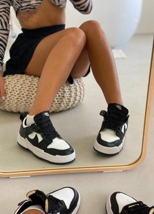 Женские кроссовки nike dunk