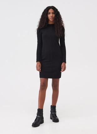 Sinsay великолепное маленькое чёрное платье