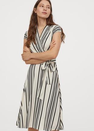 Новое платье h&m. размер м (на грудь +-96 см)