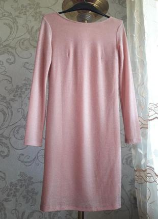 Сукня,плаття, платье з люрексом