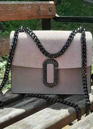 Женская сумочка италия натуральная кожа