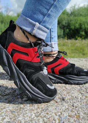 Стильні кросівки tm aesd !!! р-ри 36-38