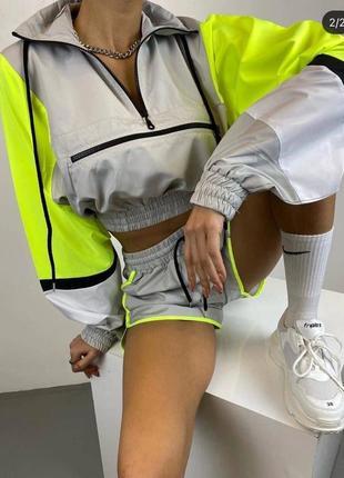 Модный костюм 2ка