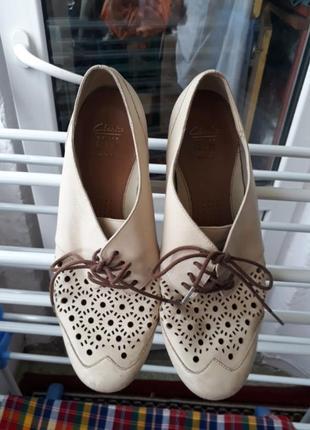 Туфли на шнурочках