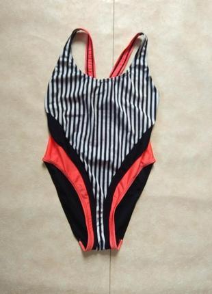 Сплошной спортивный купальник george, 12 размер.