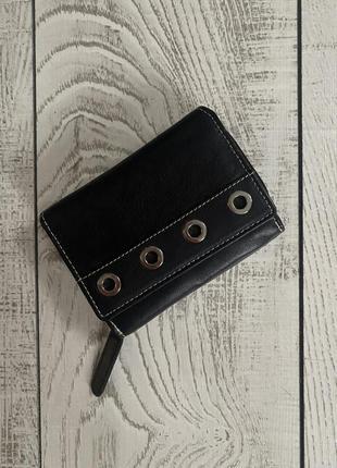 Кожаный кошелёк 5th avenue