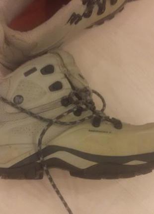 Супер теплые спортивные (лыжные, для активного спорта) ботинки мерел