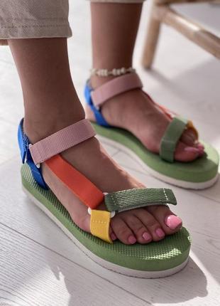 Спортивные босоножки сандалии