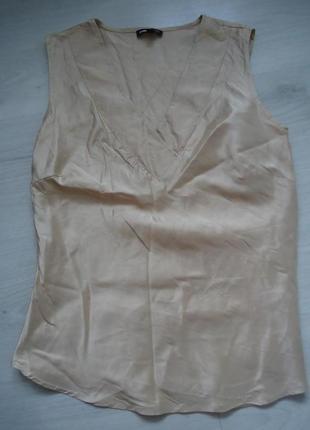 Шелковая блуза, 100% шелк