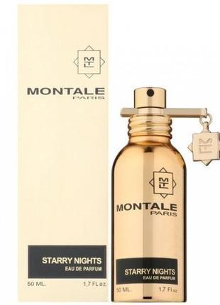 Montale starry night парфюмированная вода