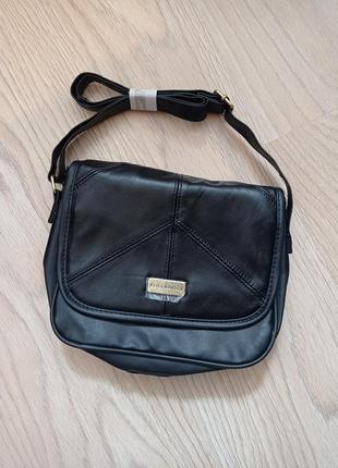 Черная женская сумочка  от  teda lapidusa