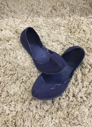 Пляжные туфли, мыльницы, р. 37-38