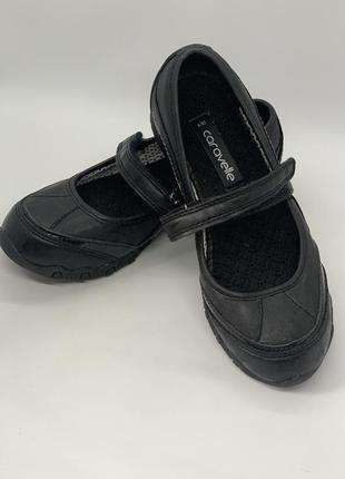 Спортивная летняя обувь на липучке 36-37р