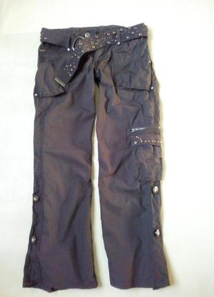Спортивные штаны  -капри