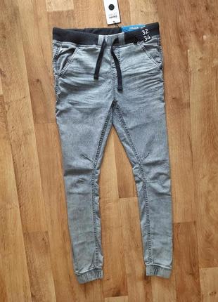 Cropp джинсовые джоггеры