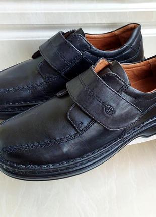 Кожаные туфли, josef seibel, 43 размер.