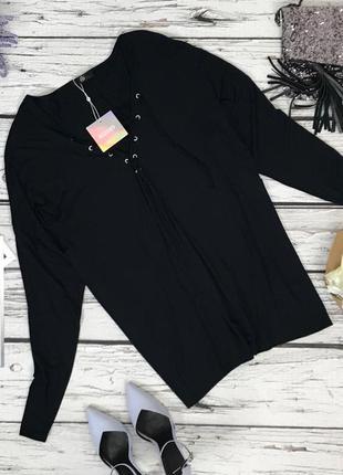 Свободная трикотажная блуза missguided bl44197