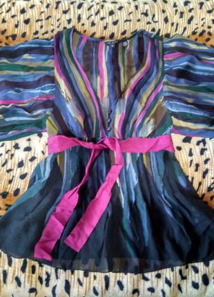 Шикарная блуза s-m