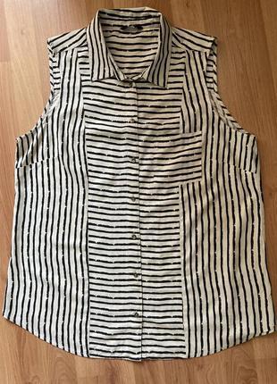 Натуральная блузка