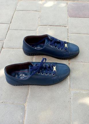 Кеды-туфли