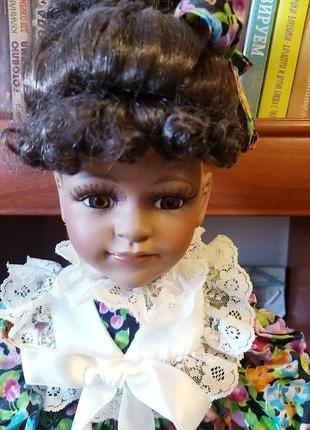 Фарфоровая куколка, авторская