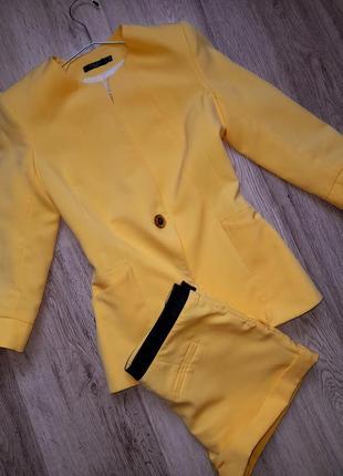 Актуальний костюм піджак+ шорти