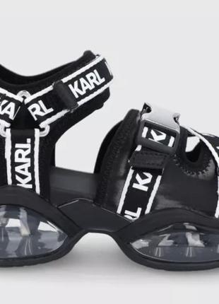 Karl lagerfeld  сандали