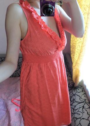 Платье для беременных old navy с перфорацией