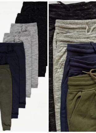 Спортивные штаны джогеры  начес george 116, 122 1 шт.
