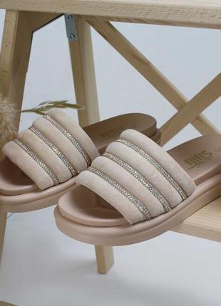 Шлепанцы шлепки 🌿 платформа сланцы сабо шльопки мюли