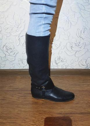Женская обувь, сапоги осенне весенние,  gucci.