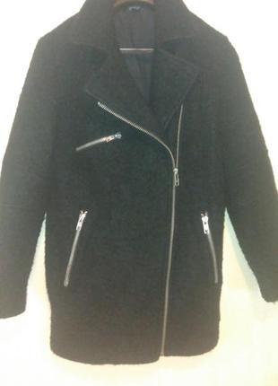 Очень крутое теплое пальто