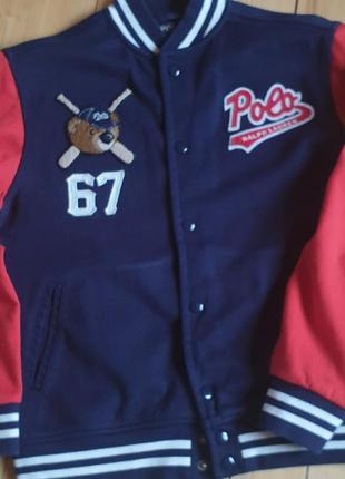 Курточка-світшот polo ralf lauren