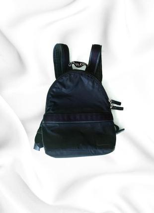 Чёрный классический рюкзак calvin klein