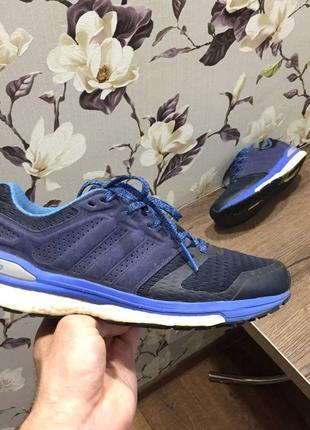 Кроссовки adidas supernova. женские беговые ориг легкие летние для бега адидас