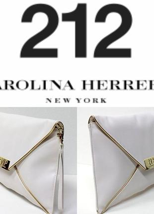 Клатч carolina herrera 212 vip new york