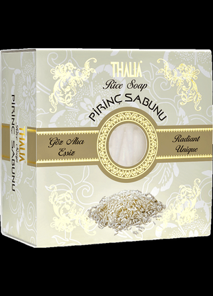 Натуральне мило з екстрактом рису, 150 г
