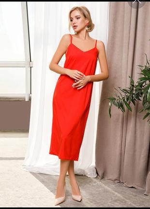 Платье комбинация , сарафан