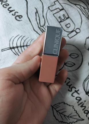 Помада для губ clinique pop lip colour