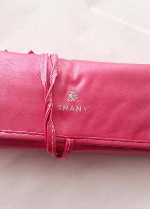 Набор кистей для макияжа shany professional 12 - pink2